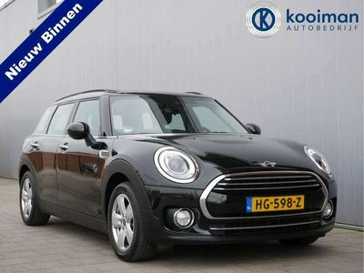 tweedehands Mini Cooper D Clubman 2.0 150pk Panoramadak / Leder / LED-koplampen / Sp