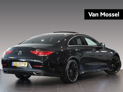 tweedehands Mercedes CLS350 AUT 300pk/ Edition 1/ Designo/ AMG Line/ 20 inch/..