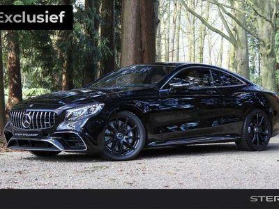 tweedehands Mercedes S63 AMG AMG Coupé 4Matic+