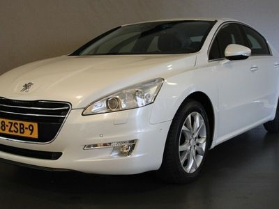 tweedehands Peugeot 508 1,6 Blue lease Premium