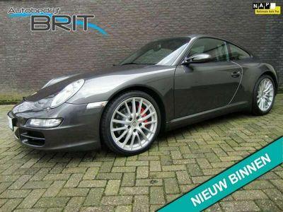 tweedehands Porsche 911 Carrera 4S 3.8 GEREVISEERDE MOTOR, Tip-Tronic, Nw