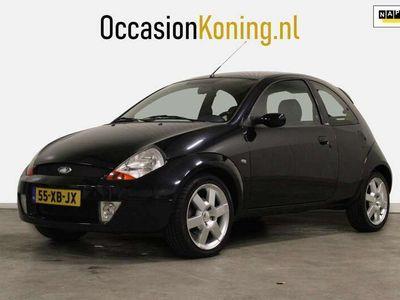 tweedehands Ford SportKa Ka/Ka+ 1.6 Leder|Airco|LM velgen|NL Auto|NAP