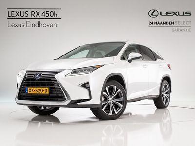 """tweedehands Lexus RX450h 4WD Luxury Line   HUD   Premium Navigatie   20"""" Ve"""