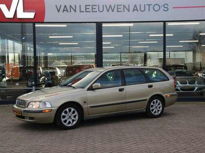 tweedehands Volvo V40 1.8 Europa   NIEUWE APK   Clima   Cruise   Bluetoo