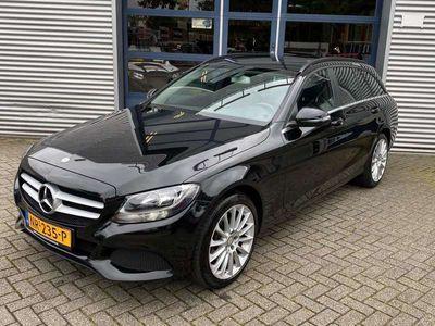 tweedehands Mercedes C200 Estate Prestige 72000KM !!! Sport leder Full map n