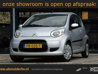 tweedehands Citroën C1 1.0-12V 68PK Ambiance | Airco | All Season Banden | Centrale Vergrendeling | Elektrische Ramen | Toerenteller | Incl. Nieuwe APK |
