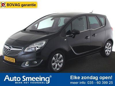 tweedehands Opel Meriva 1.4 Turbo Cosmo | Leder | Navigatie | Comfortstoel