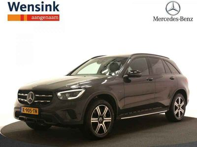 tweedehands Mercedes E300 GLC4MATIC | Nightpakket | MBUX | Sfeerverlichting | DAB+ | Privacy Glass |