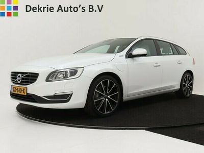 tweedehands Volvo V60 2.4 D5 * ac18.990,- INCL.* Twin Engine Special Edition / LEDER / NAVI / XENON / PD