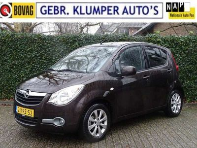 tweedehands Opel Agila 1.2 Edition, Airco, El. Pakket, 1e Eig., Nieuw!!