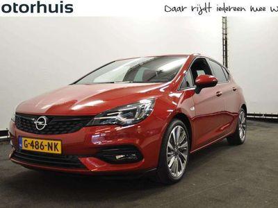 tweedehands Opel Astra 1.2 Turbo 130pk Launch Elegance