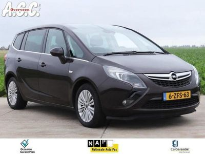 tweedehands Opel Zafira Tourer 1.6 CDTi Panodak 7 PERSOONS Trekhaak