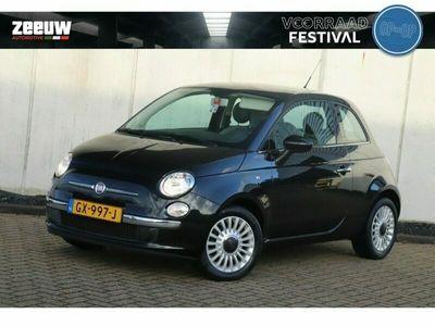 "tweedehands Fiat 500 1.2 Lounge Airco Bluetooth 15"""