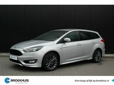 tweedehands Ford Focus Wagon 1.0 125pk ST-Line | WINTER PACK