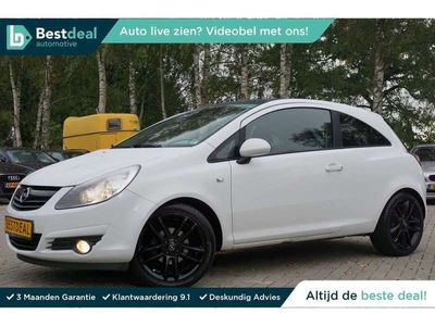 tweedehands Opel Corsa 1.4-16V Color Edition | Vol automaat! | Airco | Lm