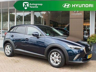 tweedehands Mazda CX-3 2.0 SAG 120 TS | Navigatie | Automaat | Stoelverwarming