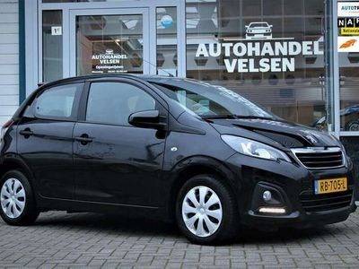 tweedehands Peugeot 108 1.0 e-VTi Active|Nap|Airco|NL Auto|