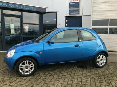 tweedehands Ford Ka 1.3 Briels airco lage km.stand