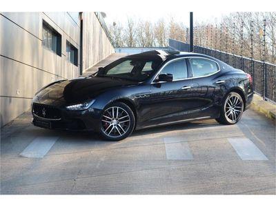 tweedehands Maserati Ghibli 3.0 S Q4 ~Munsterhuis Sportscars~