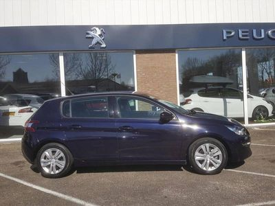 tweedehands Peugeot 308 1.2 puretech 130pk s&s active climate & cruise con