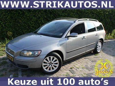 tweedehands Volvo V50 1.8 Elite TREKHAAK AIRCO