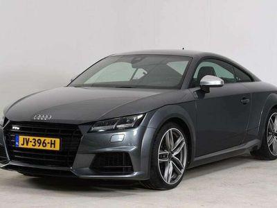 tweedehands Audi TTS TT 2.0 TFSIquattro Pro Line + Handgeschakeld !!
