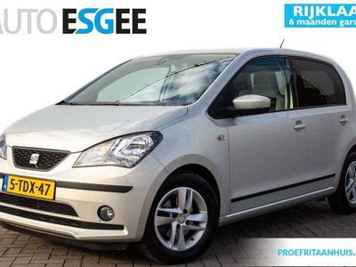 tweedehands Seat Mii  1.0 Chill Out | Airco | LMV | 5 Drs. | 1e Eig. | 24.517 km!