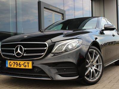 tweedehands Mercedes E200 Business Sol. Sport | AMG | Leder | Widescr.