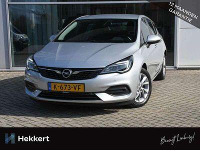 tweedehands Opel Astra Edition 1.2 Turbo 110pk NAVI | CRUISE