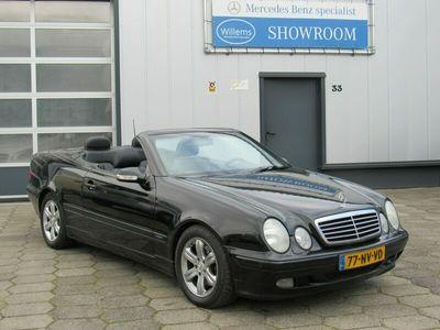 tweedehands Mercedes 230 CLK-KLASSE CabrioletK. Avantgarde Automaat