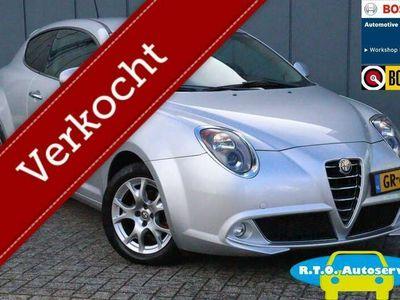tweedehands Alfa Romeo MiTo 1.3 JTDm ECO Exclusive NAVI LEER 66000 KM !!