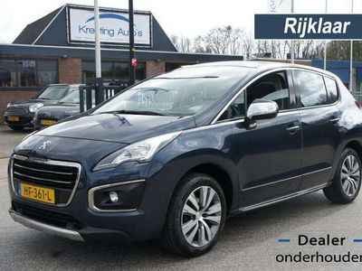 tweedehands Peugeot 3008 1.2 PureTech Blue L Executive 131PK TREKH/PANO/H.L