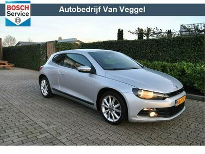 tweedehands VW Scirocco 1.4 TSI bluetooth, stoelverw, cruise, airco, pdc