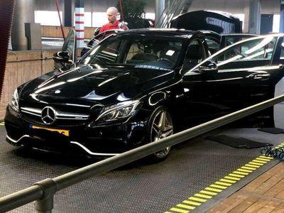 tweedehands Mercedes C63 AMG AMG -Klasse S Speedshift 7G-MCT