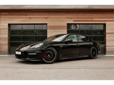tweedehands Porsche Panamera Turbo 520pk *Approved 2022-Burmester-ACC-Standverw