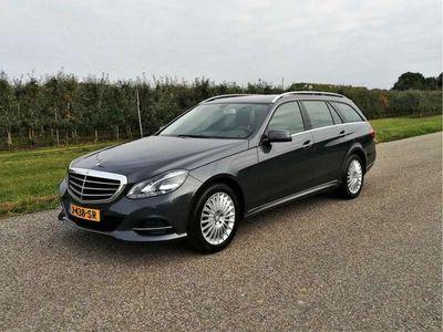 tweedehands Mercedes E250 Estate Prestige | Leer | Trekhaak | PDC | Elek. A.