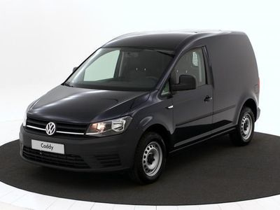tweedehands VW Caddy 2.0 TDI 75PK Airco Bluetooth Zwart ¤750 inruilpremie