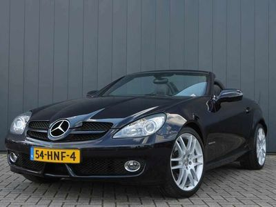 tweedehands Mercedes SLK200 K. Prestige Plus AUT. / AMG SPORTPAKKET / NAVI / L