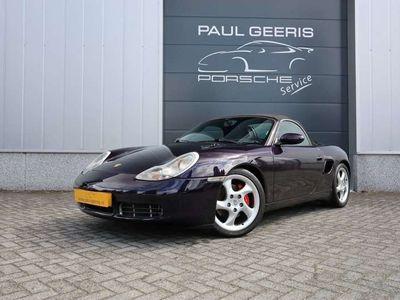 tweedehands Porsche Boxster S Handgeschakeld