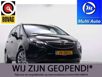tweedehands Opel Zafira Tourer 1.4 Innovation Automaat 7 persoons Climate Control