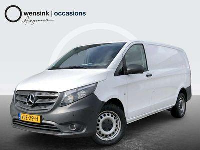 tweedehands Mercedes Vito 114 CDI 136 PK L2 GB EUR 6 4X4 | AUTOMAAT, PARKEER