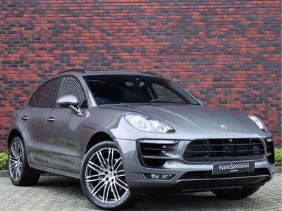 tweedehands Porsche Macan S *Sport Design*Chrono*360camera*Pano*