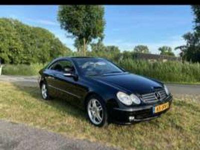 tweedehands Mercedes CLK240 240 Avantgarde
