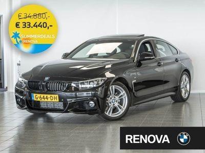 tweedehands BMW 418 Gran Coupé 418i High Executive M Sport
