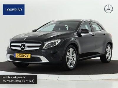 tweedehands Mercedes GLA180 Urban Automaat Lichtmetalen velgen   Navigatie   parking support   Inclusief 24 MB Premium Certified garantie voor Europa.
