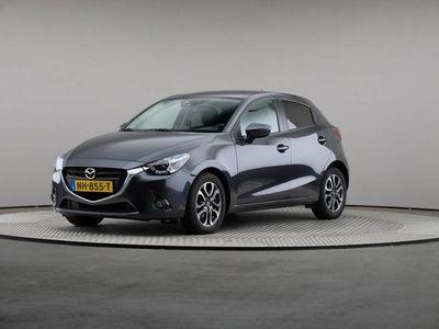 tweedehands Mazda 2 1.5 Skyactiv-G GT-M, Navigatie, Stoelverwarming