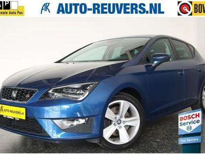tweedehands Seat Leon FR 1.4 TSi 110 kW / Led / Navigatie / Leder