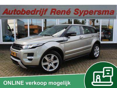 tweedehands Land Rover Range Rover evoque 2.2 eD4 2WD Prestige Memory/Panoramadak/Leer/Merid