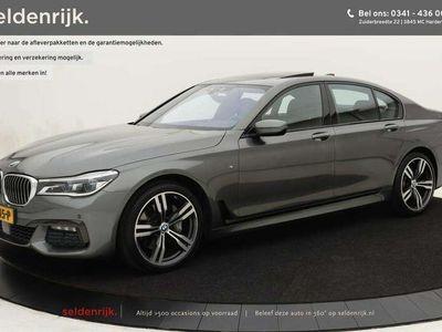 tweedehands BMW 740 740 xd High Executive M-Sport | Harman-Kardon | Las