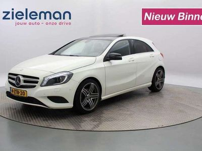 tweedehands Mercedes A180 A 180CDI Black & White Edition Leer Xenon